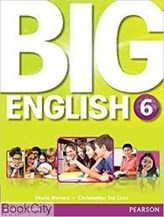 تصویر  Big English 6 SB WB CD