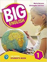 تصویر  Big English 1 SB WB CD
