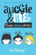 تصویر  Auggie & me three wonder stories