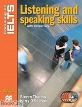تصویر  Focusing on IELTS Listening and Speaking Skills CD