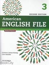 تصویر  American English File 3 SB WB CD (ويرايش جديد)