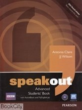 تصویر  Speak out Advanced SB WB CD