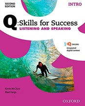 تصویر  Q Skills For Success Intro Listening and Speaking CD