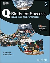 تصویر  Q Skills For Success 2 Reading and Writing CD