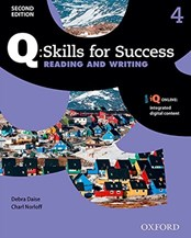 تصویر  Q Skills For Success 4 Reading and Writing CD
