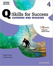 تصویر  Q Skills For Success 4 Listening and Speaking CD