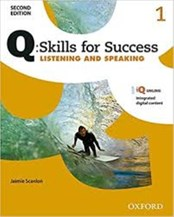 تصویر  Q Skills For Success 1 Listening and Speaking CD
