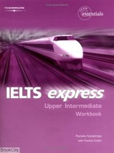تصویر  IELTS express Upper Intermediate CD